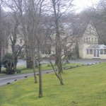 Arriving at the Gleann Fia Country House