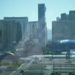 view of strip from suite