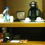Business room-Coffee, tea & water free