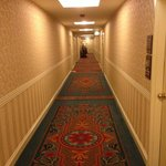 Hallway from my room