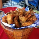 Coconut Shrimp 260.00 peso