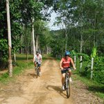 half day bicycle tour Phuket