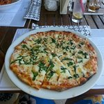 best pizza at beach bar