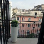 Balcony with view, 5th/top floor