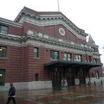 Seattle King street station