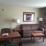 Sitting Area - King Suite