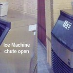 Potentially unsafe conditions with hotel public ice machine