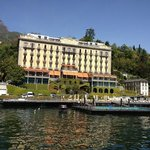 The hotel from the Lake