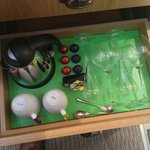 Drinks drawer