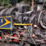 Steam Engine-Nilgiri Toy Train...