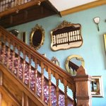 Main Staircase in The Williams House