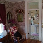 Foto van 1910 Historic Enterprise House Bed & Breakfast