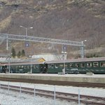 Railway at Flam