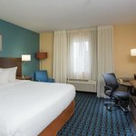 ‪Fairfield Inn & Suites Naperville‬
