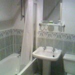 Farnley Towers my bathroom