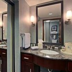 Homewood Suites by Hilton Lancaster Hotel Bathroom
