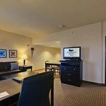 Homewood Suites by Hilton Lancaster Suite Workarea