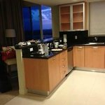 kitchen in room 2501