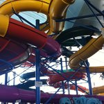 Water Park inside the hotel