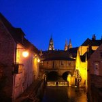 Bayeux by evening