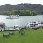 lake Windermere in town