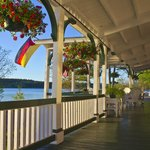 Foto de The Lake House at Ferry Point Inn