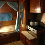 visit the inside of the RV's