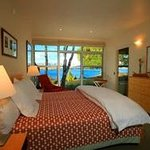 Whare Kea Lodge & Chalet Deluxe Room