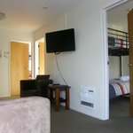 Two Bedroom Family Unit
