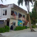 Front of Batuta Maldives