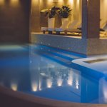 Indoor pool with salt water 1