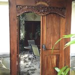 Entrance to Bali Room