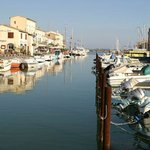 Marseillan on the Thau Lagoon
