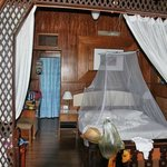 Deluxe Sea view (with our own mosquito net)