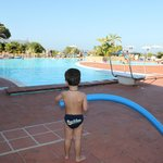 Relax e divertimento in piscina
