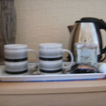 All rooms have complimentary tea/coffee making facilities