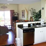 Kitchen/Living Room unit 408