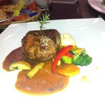 Baked Filet Mignon