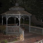 Their gazebo