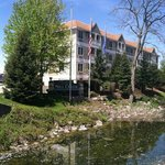 The Mill Creek Hotel in downtown Lake Geneva
