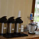 COFFEE STATION 6AM-2:30PM