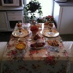 Foto van The Painted Lady Bed & Breakfast and Tea Room