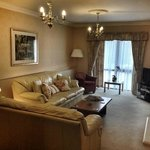 The Living Room area of the Brecon Suite