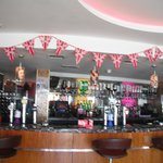 the bar.. wot fun!!