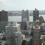 East River view from our Skyline Junior Suites