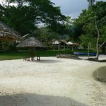 Lagoon Resort Beach