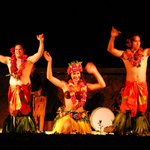 Waikoloa Marriott Luau