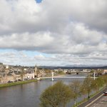 Daytime view of Inverness