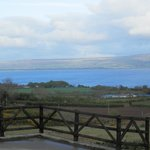 View of Lough Foyle from B&B