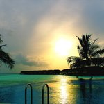 Sun set in Vilamendhoo